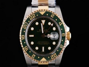 Rolex-GMT-Master-Two-Tone-With-Green-Bezel-Black-Dial-Small-Cale-47_1